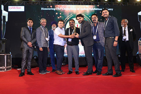 Exhibition Excellence Award 2018